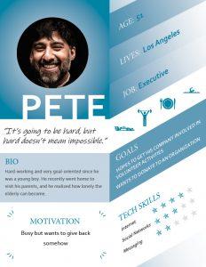 Persona 3 - Pete