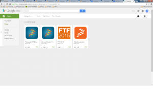 Some existing Freescale apps